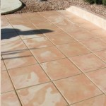 "The final task was for Unblock-A-Rod to tile the terrace, making the result as ""Good as New"""